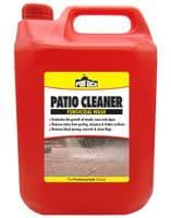PATIO CLEANER FUNGICIDAL WASH MOULD ALGAE MOSS KILLER DRIVE DECKING 5L